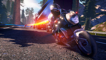 Screenshot1 - Moto Racer 4