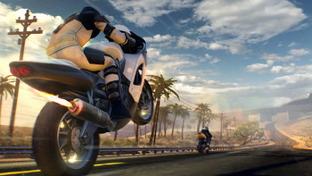 Screenshot7 - Moto Racer 4 Deluxe Edition