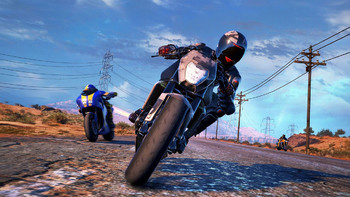 Screenshot3 - Moto Racer 4 Deluxe Edition