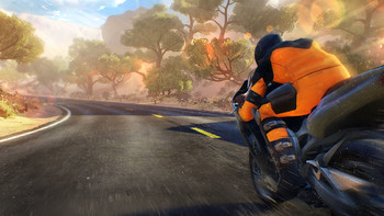 Screenshot6 - Moto Racer 4 Deluxe Edition