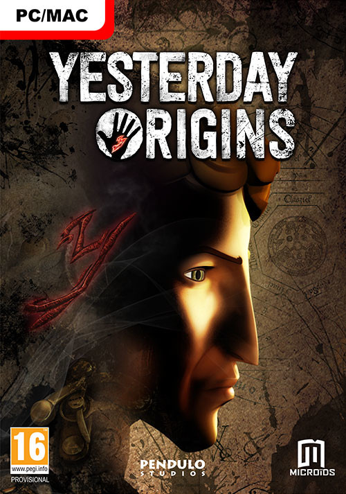 Yesterday Origins - Cover