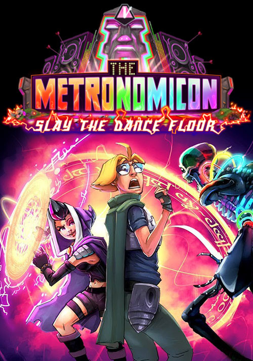 The Metronomicon: Slay The Dance Floor - Cover / Packshot