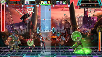 Screenshot4 - The Metronomicon: Slay The Dance Floor