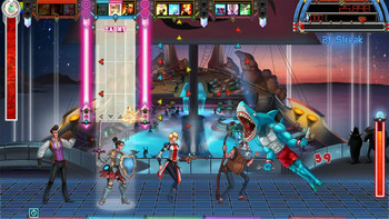 Screenshot5 - The Metronomicon: Slay The Dance Floor