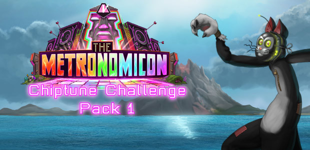 The Metronomicon: Chiptune Challenge Pack 1 - Cover / Packshot