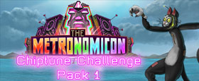 The Metronomicon: Chiptune Challenge Pack 1