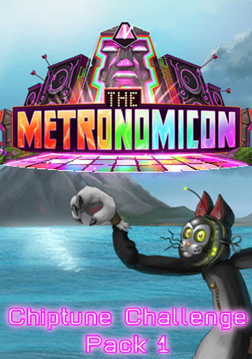 The Metronomicon: Chiptune Challenge Pack 1 - Cover