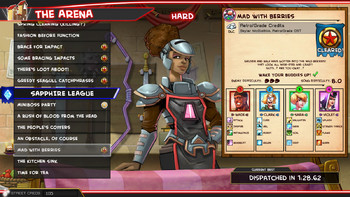 Screenshot2 - The Metronomicon: IndieGame Challenge Pack 1