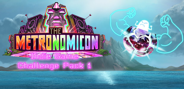 The Metronomicon: IndieGame Challenge Pack 1  - Cover / Packshot