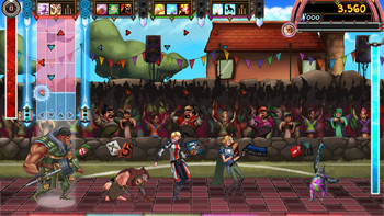 Screenshot1 - The Metronomicon: IndieGame Challenge Pack 1
