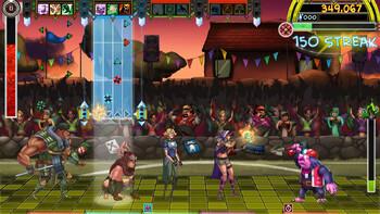 Screenshot2 - The Metronomicon: Chiptune Challenge Pack 2