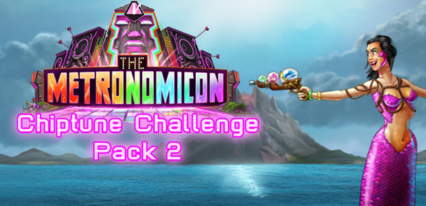 The Metronomicon: Chiptune Challenge Pack 2 - Cover / Packshot