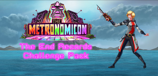 The Metronomicon – The End Records Challenge Pack - Cover / Packshot