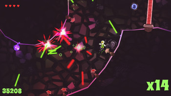 Screenshot3 - Laser Disco Defenders