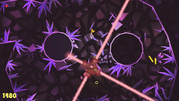 Screenshot4 - Laser Disco Defenders