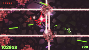 Screenshot6 - Laser Disco Defenders