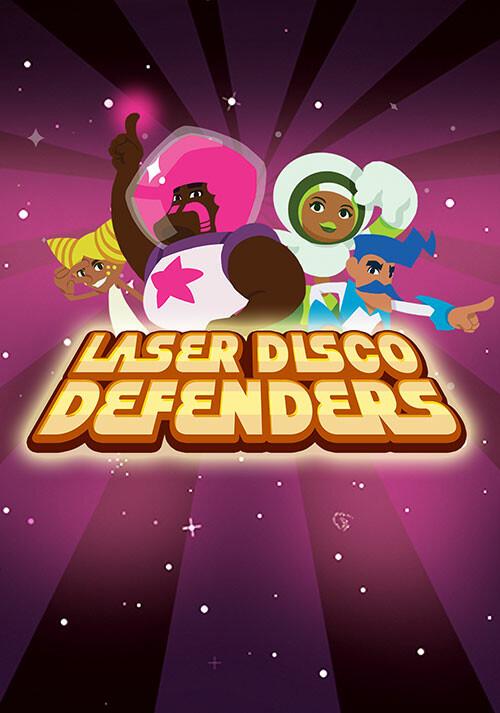 Laser Disco Defenders - Cover / Packshot