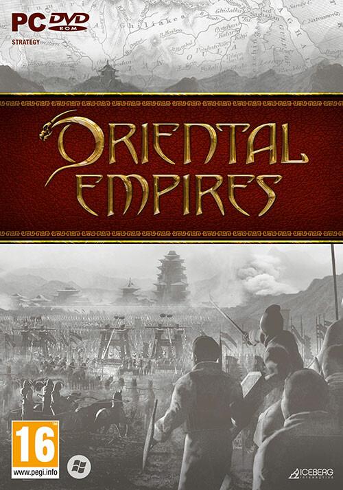 Oriental Empires - Cover / Packshot