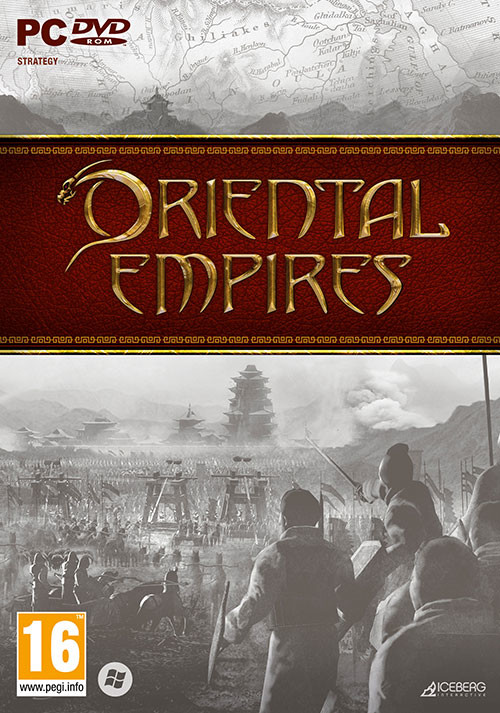 Oriental Empires - Cover / Packshot