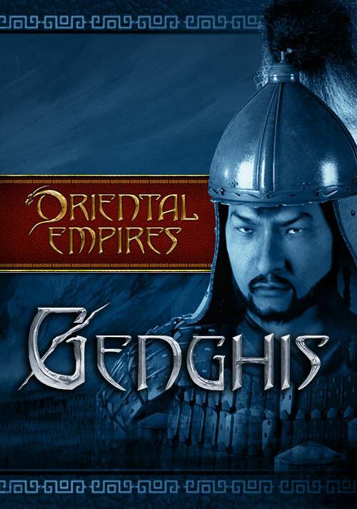 Oriental Empires: Genghis - Cover / Packshot