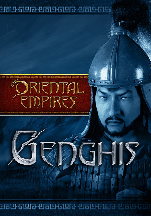 Oriental Empires: Genghis - Cover