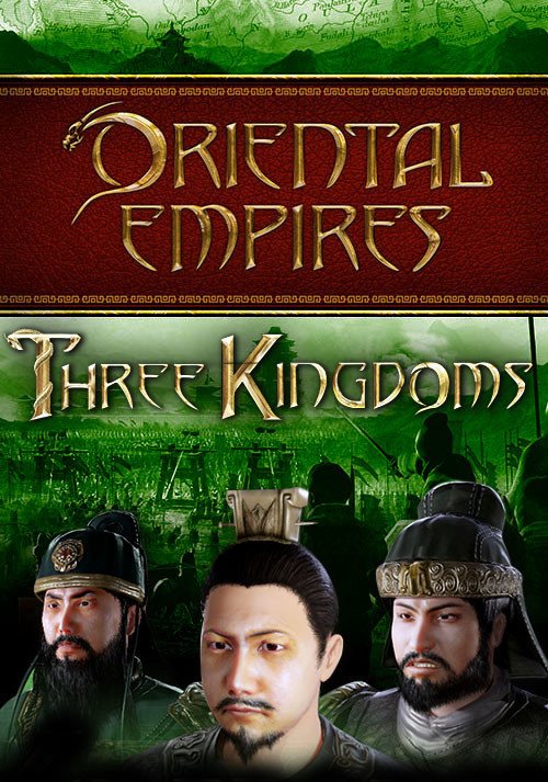 Oriental Empires: Three Kingdoms - Cover / Packshot