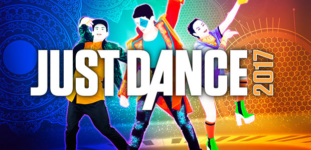 Just Dance 2017 - Cover / Packshot