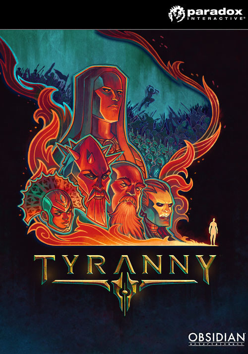 Tyranny - Standard Edition - Cover / Packshot