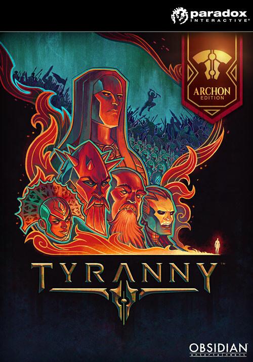 Tyranny - Archon Edition - Packshot