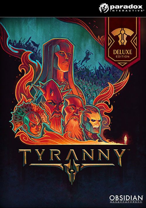 Tyranny - Deluxe Edition - Cover / Packshot