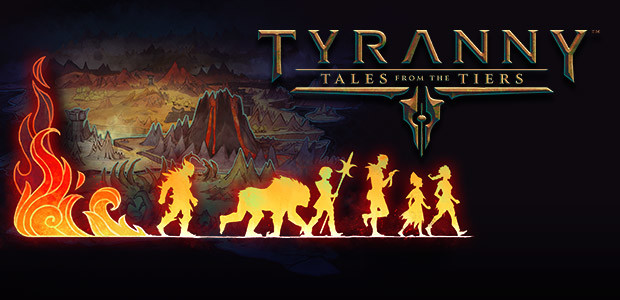 Tyranny - Tales from the Tiers - Cover / Packshot