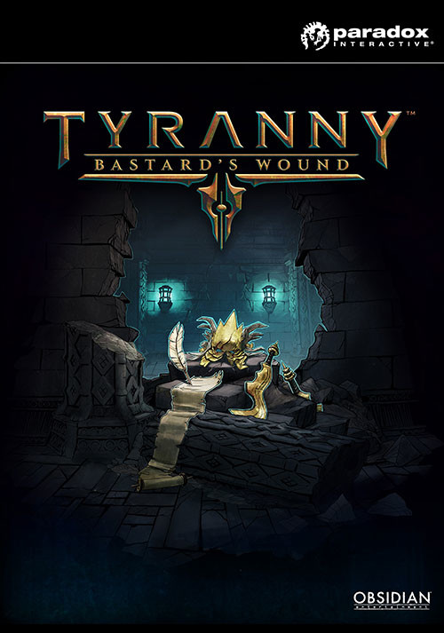 Tyranny - Bastard's Wound - Cover