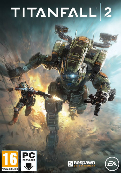 Titanfall 2 - Cover