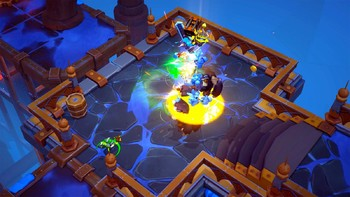 Screenshot2 - Super Dungeon Bros
