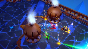 Screenshot3 - Super Dungeon Bros