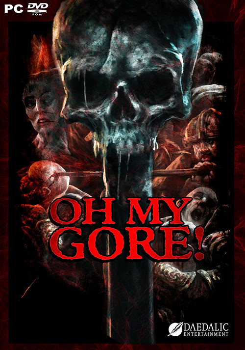 Oh My Gore! - Cover