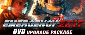 Emergency 2017 - DVD Upgrade Pack