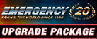 Emergency 20 - DVD Upgrade Package