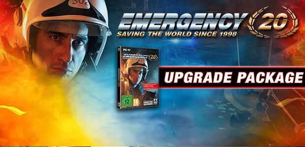 emergency 20 dvd upgrade package spiele download f r. Black Bedroom Furniture Sets. Home Design Ideas