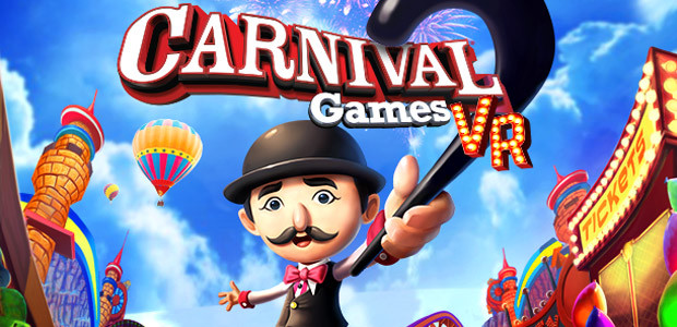 Carnival Games VR - Cover / Packshot