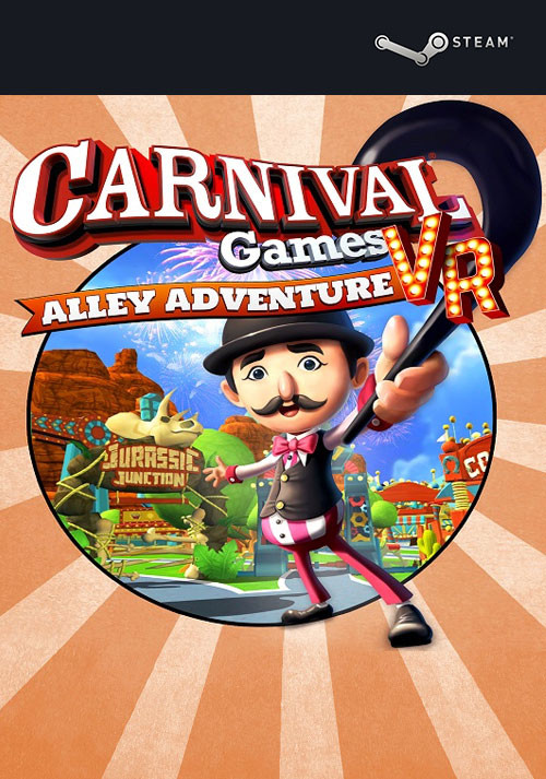 Carnival Games® VR: Alley Adventure - Cover