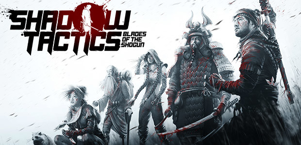 Shadow Tactics: Blades of the Shogun - Cover / Packshot