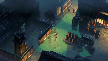 Screenshot4 - Shadow Tactics: Blades of the Shogun