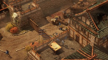 Screenshot3 - Shadow Tactics: Blades of the Shogun