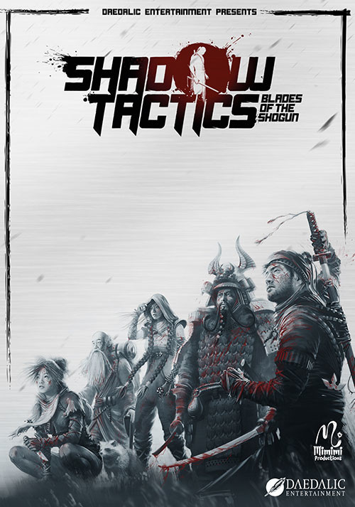 Shadow Tactics: Blades of the Shogun - Cover / Packshot