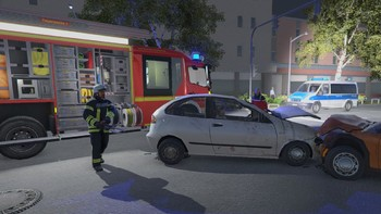 Screenshot1 - Emergency Call 112 – The Fire Fighting Simulation