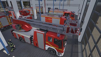 Screenshot2 - Emergency Call 112 – The Fire Fighting Simulation