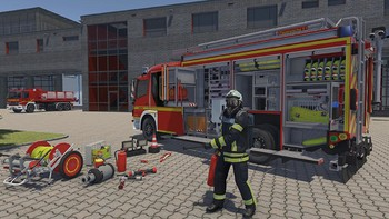Screenshot3 - Emergency Call 112 – The Fire Fighting Simulation