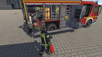 Screenshot4 - Emergency Call 112 – The Fire Fighting Simulation