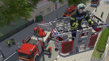 Screenshot9 - Emergency Call 112 – The Fire Fighting Simulation